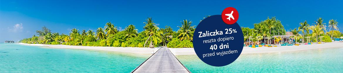 Egzotyczne oferty wakacji